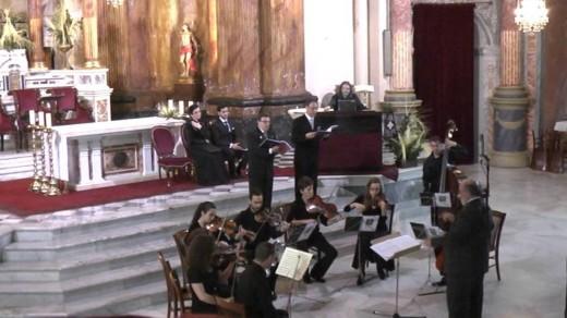 Imagen del 'Miserere' del año pasado en Maó.