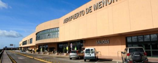 El tráfico de viajeros en el aeropuerto de Menorca ha aumentado en 2018 un 0,2% respecto al  año anterior (Foto: Tolo Mercadal)