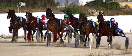 Imagen de una de las carreras en Torre del Ram.