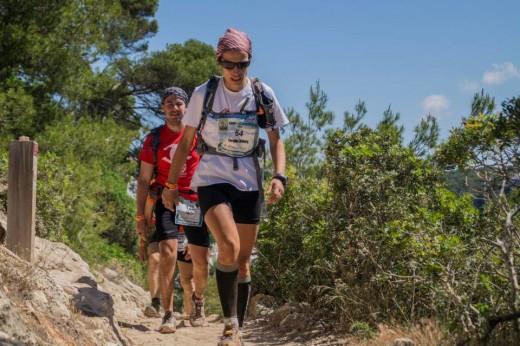 Imagen de archivo de la Trail Menorca Camí de Cavalls.