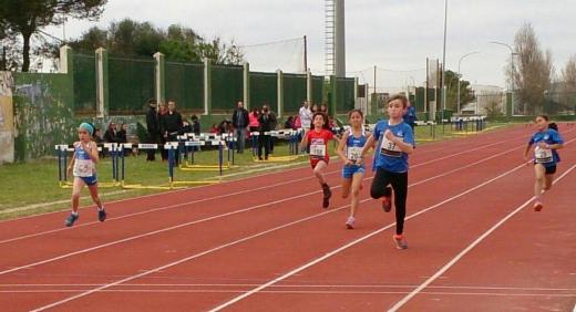 La jornada se desarrolló en la pista de atletismo de Maó.