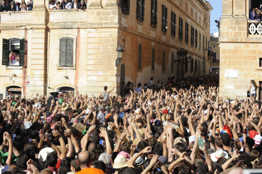 El Ajuntament de Ciutadella valora positivamente el desarrollo de las fiestas