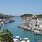 La rissaga amenaza al puerto de Ciutadella este domingo.