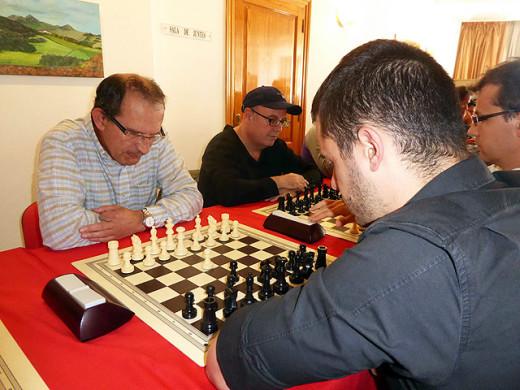 Guillem Simó ha sido el mejor en el torneo de Es Castell.