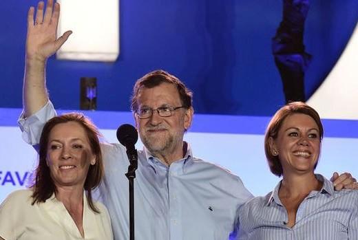 """El PP gana las elecciones, el PSOE resiste como segunda fuerza y no hay """"sorpasso"""" de Unidos Podemos"""