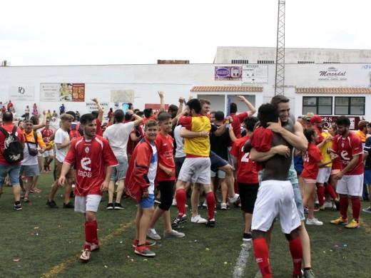 (Fotos) Fiesta incompleta en Alaior