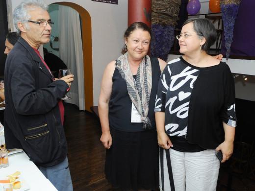Mae de la Concha y Águeda Reynés repiten en el Congreso
