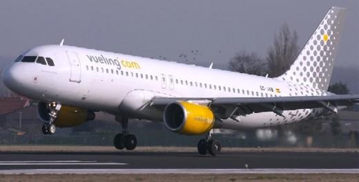 Vueling anuncia cambios en sus embarques para evitar más retrasos