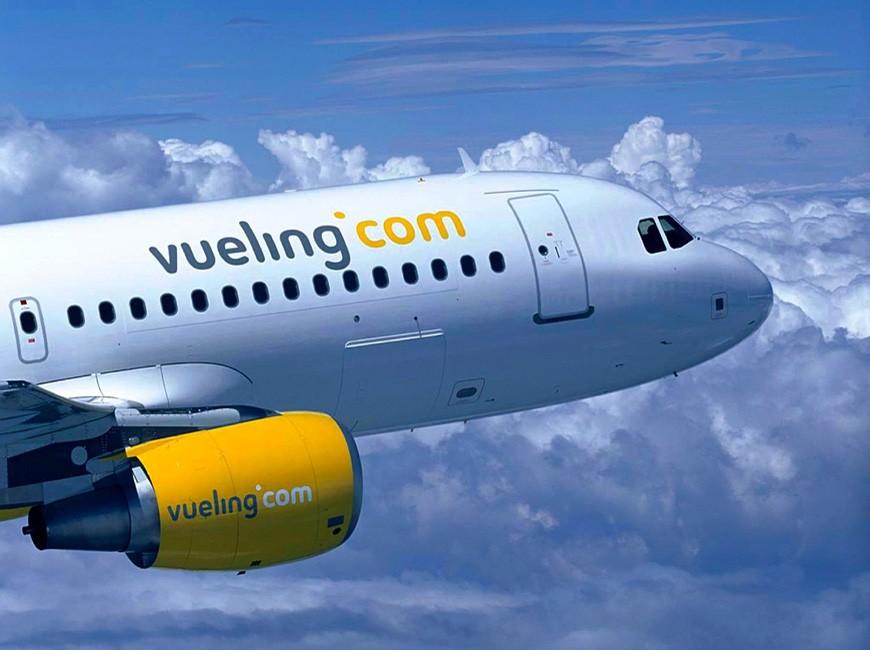 Vueling suspende los vuelos de Barcelona a Zurich