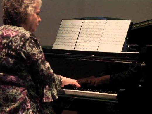 """Teresina Jordà: """"Es un honor continuar con la escuela pianística de Granados"""""""