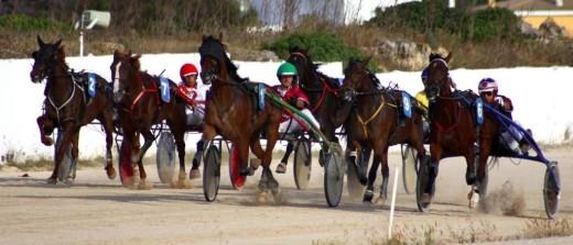 Imagen de archivo de carreras en Torre del Ram.