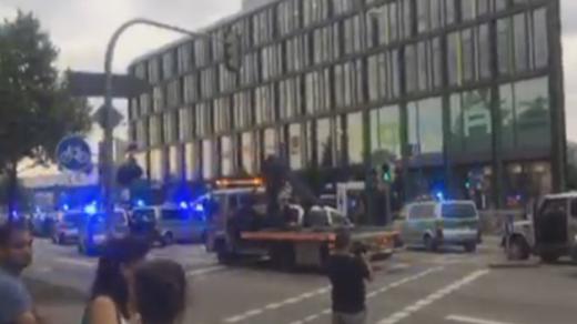 La policía alemana tomó la ciudad ante la amenaza terrorista