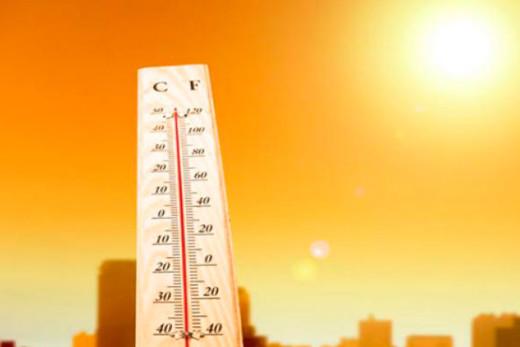 Menorca padece el calor