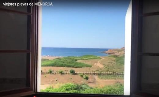(Vídeo) Calas del Norte o calas del Sur: un repaso a la costa de Menorca