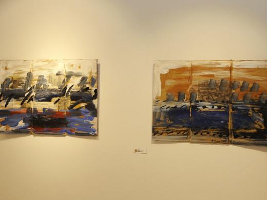 Tres exposiciones para contar la vida artística de Pilar Perdices