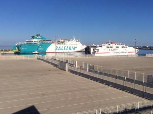 Transporte mar timo menorca al d a - Transportes menorca ...