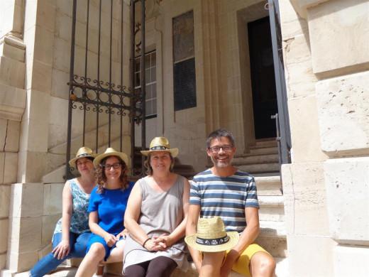 Los comerciantes de Maó regalarán 3.000 sombreros por Gràcia