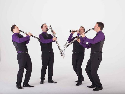 Imagen promocional de Barcelona Clarinet Players.