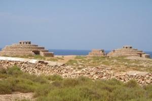 El acto reivindica paisaje y patrimonio de esta zona del norte de Menorca.