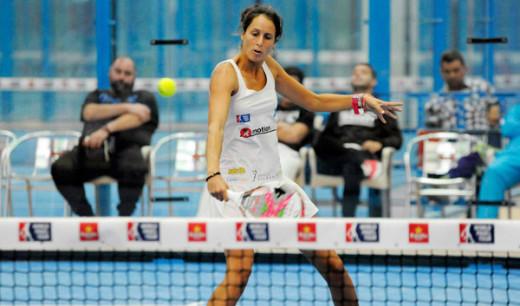 Triay, en una imagen captada en un torneo.