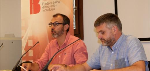 Biel Barceló y Pere Fuster