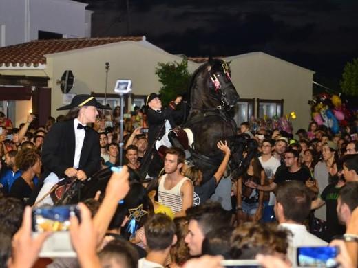 (Fotos) El jaleo llega a Sant Climent