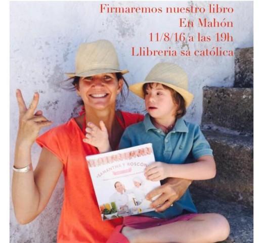 Samantha Vallejo Nájera y Roscón.