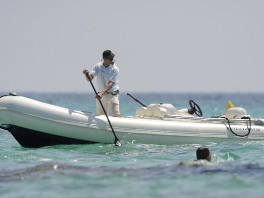 (Fotos) El lujo de Qatar vuelve a Menorca