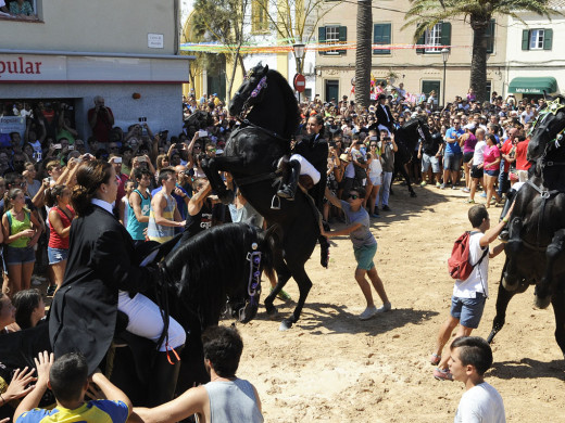 La fiesta sigue en Sant Climent