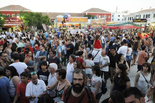 Menorca se llena de gente especialmente por estas fechas.