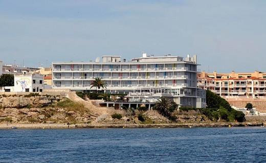 La planta hotelera de Menorca apenas ha variado en 10 años.