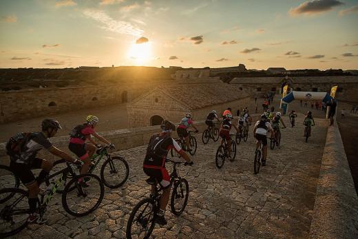 (Fotos) La Epic Trail se sube a la bicicleta