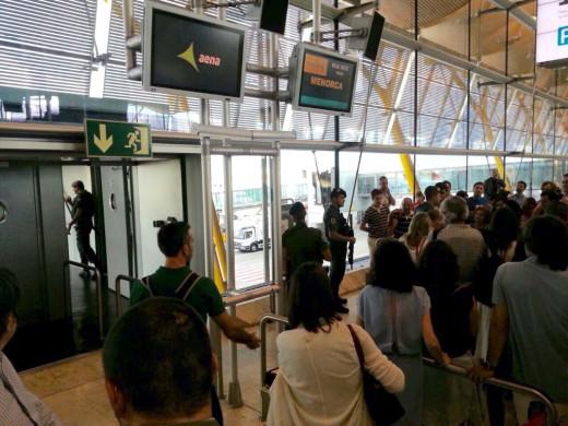 En junio y julio Vueling tuvo gravísimos problemas en sus aviones a Menorca.
