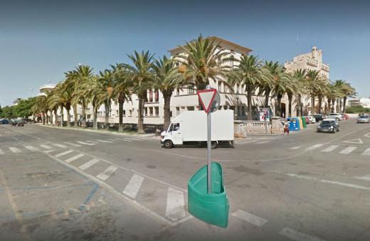Imagen del Juzgado de lo Social en Ciutadella.