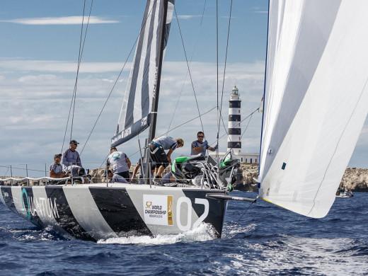 El Quantum Racing alarga su dominio en el mundial de TP52