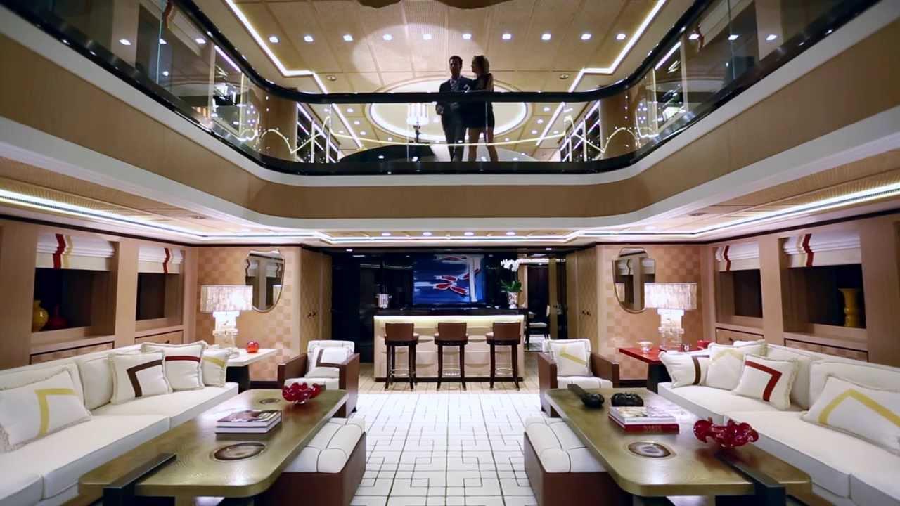 Axioma un yate de lujo de 72 metros que apura los ltimos for Interior yates de lujo