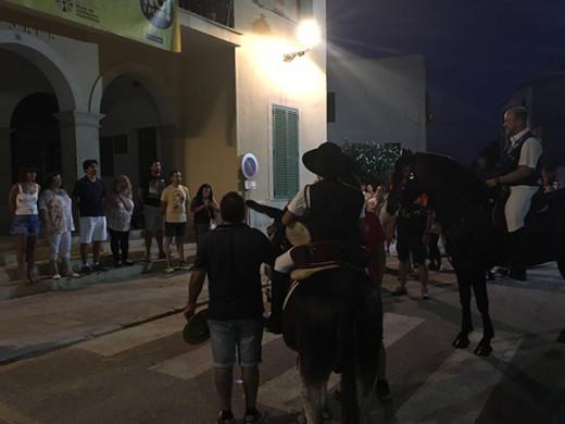 Festa cavalls Ses Salines