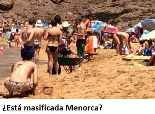 ¿Playas llenas?