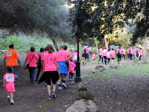 (Fotos) Sant Lluís se viste de rosa