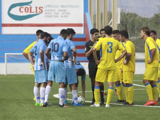 (Fotos) Excesivo castigo para el Penya Ciutadella en Alcudia