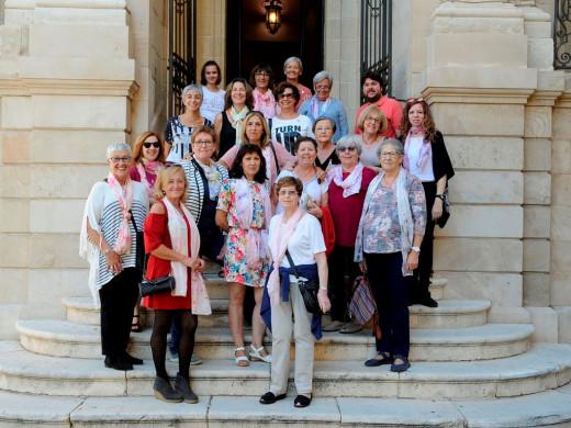 La lucha contra el cáncer de pecho sale a la calle