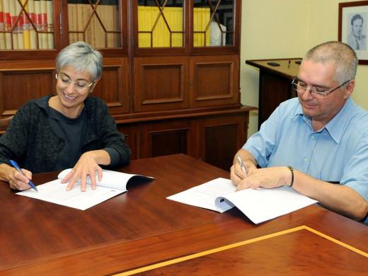 Menorcaaldia es un nuevo mecenas del Teatre Principal de Maó