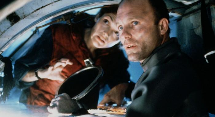 El argumento del film Abyss se desarrolla en las profundidades marinas
