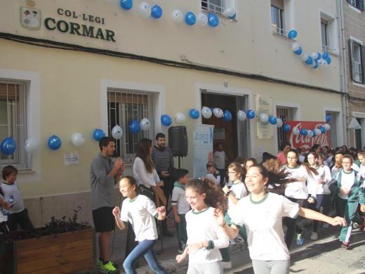 (Fotos) Pequeños solidarios en Maó