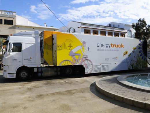 Energytruck: una muestra itinerante para conocer la historia del gas natural llega a Menorca