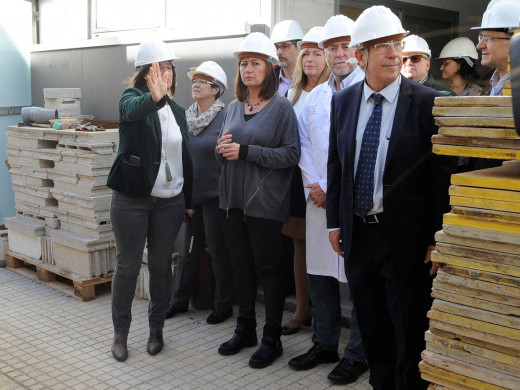 Más habitaciones para pacientes desplazados y acompañantes en Son Espases