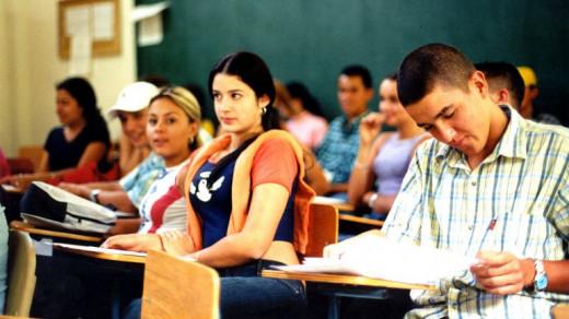 Estudios superiores.