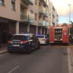 Los bomberos pudieron extinguir las llamas en pocos minutos.