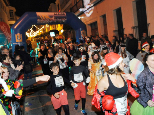 (Fotos) Fiesta y deporte en Alaior