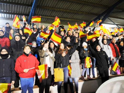 (Fotos) Gran fiesta del fútbol